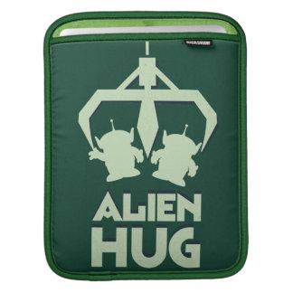 Abrazo extranjero funda para iPads