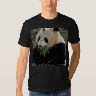 Abrazos de oso de panda remera
