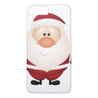 Abrazos de Papá Noel Funda iPhone 7 Plus