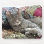 Abrazos en mousepad de la almohada alfombrillas de raton
