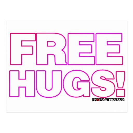 Abrazos libres de Emo - la alternativa punky de la Postales