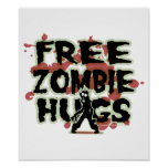 Abrazos libres del zombi posters