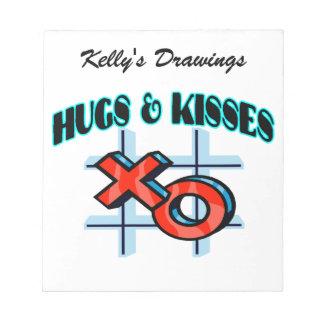 Abrazos y besos XO Blocs