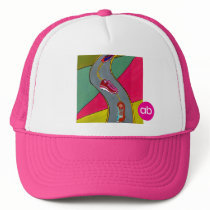 abreast Trucker Hat