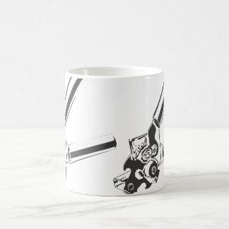 Abrelatas por la mañana taza clásica
