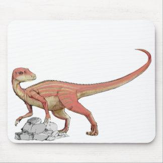 Abrictosaurus - dinosaurio jurásico alfombrillas de ratón