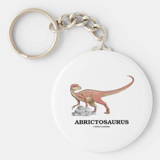 Abrictosaurus (Heterodontosaurid Dinosaur) Key Chain