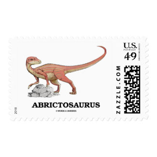 Abrictosaurus (Heterodontosaurid Dinosaur) Postage Stamp