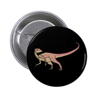 Abrictosaurus Jimmy 2 Inch Round Button