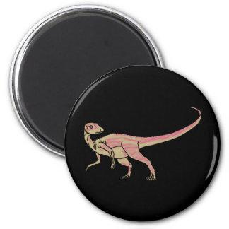 Abrictosaurus Jimmy 2 Inch Round Magnet