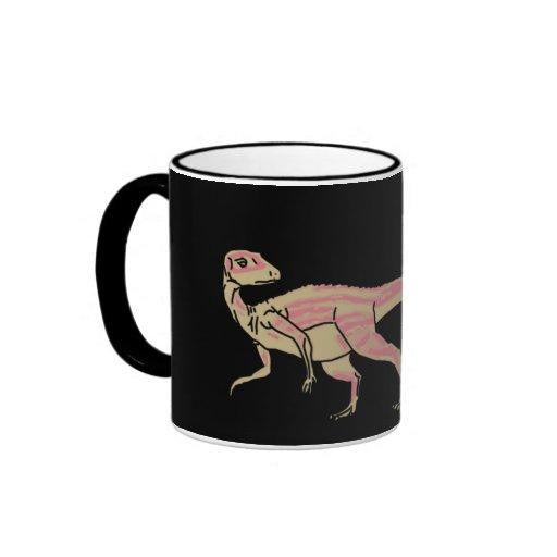 Abrictosaurus Jimmy Ringer Mug
