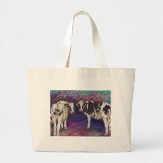 Abrigar las vacas 2011 bolsa tela grande