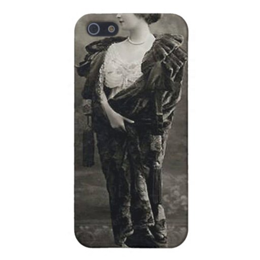 Abrigo de pieles iPhone 5 coberturas