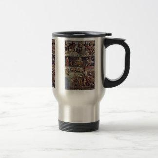 Abril [01] - Triumph del resumen de Venus Tazas De Café