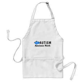 Abril es mes de la conciencia del autismo (el peda delantal