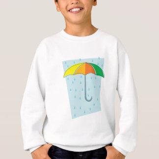 Abril riega el paraguas remeras