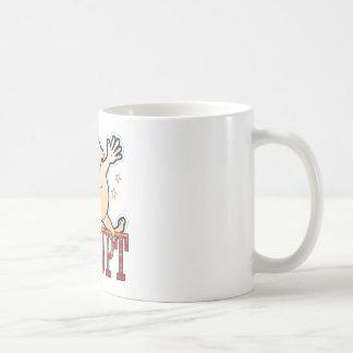 Abrupt Fat Man Coffee Mug