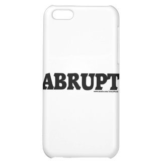ABRUPT iPhone 5C COVERS