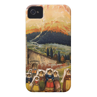 Abruzos iPhone 4 Funda