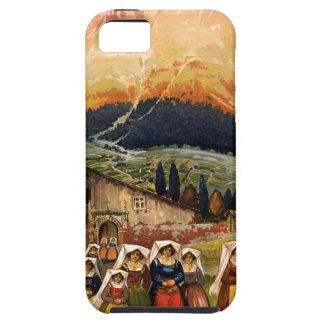 Abruzos iPhone 5 Carcasas