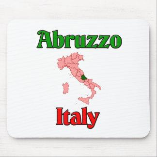 Abruzos Italia Tapete De Ratones