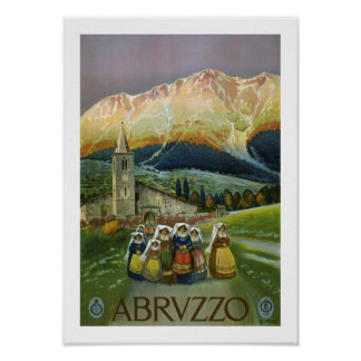 Abruzos Poster