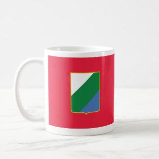 Abruzzo bandiera Italy Mug