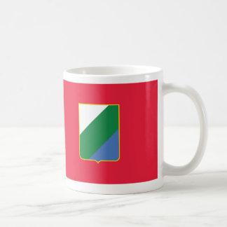 Abruzzo bandiera, Italy Mug