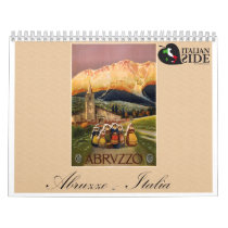 Abruzzo Calendar