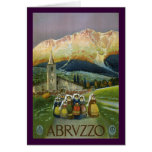 Abruzzo Greeting Cards