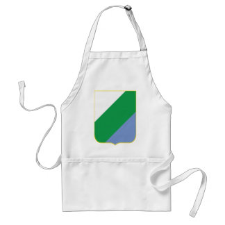 Abruzzo (Italy) Coat of Arms Adult Apron
