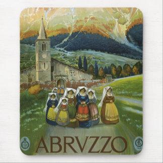 Abruzzo Mouse Pad