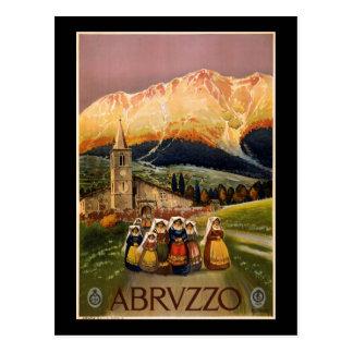 Abruzzo Postcard