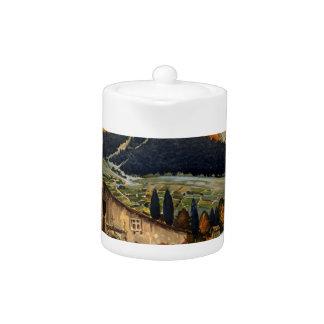 Abruzzo Teapot