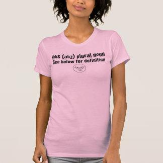 abs (abz) plural noun T-Shirt