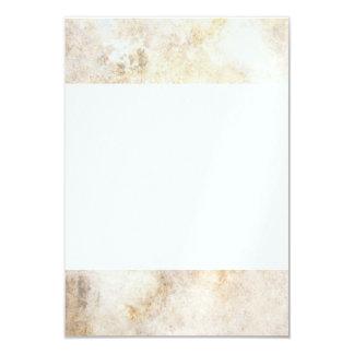 [ABS-BEI-1] Beige marble speckle Card
