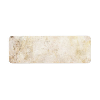 [ABS-BEI-1] Beige marble speckle Label