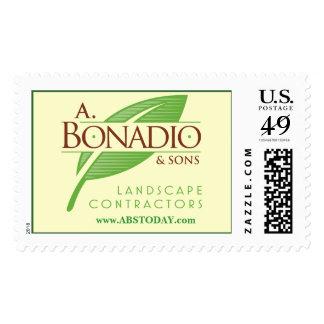 abs logo file 007, www.ABSTODAY.com Postage Stamp