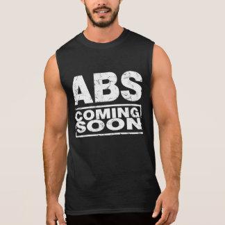 ABS que viene pronto Camiseta Sin Mangas