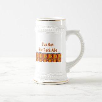 ABS Stein de 6 paquetes Tazas De Café