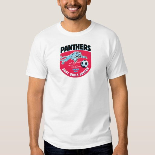ABSC Panthers Girls Soccer Team Wear 2011 Tshirt