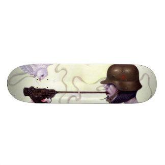 Abschnitt acht skate board