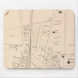 Absecon, New Jersey Mouse Pad
