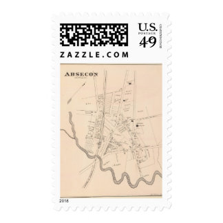Absecon, New Jersey Postage Stamps