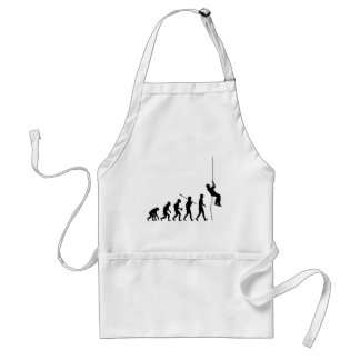 Abseiling Adult Apron