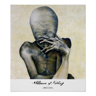 Absence of Nothing Poster