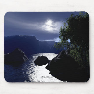 Absence Of Strife Mouse Pad