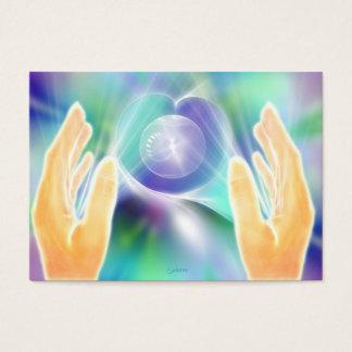 Absent Healing Business Card