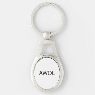 absent without leave.ai keychain