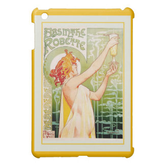 Absinthe advert iPad mini covers